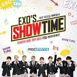 exo's showtime - exo