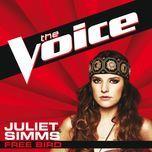 free bird (the voice performance) (single) - juliet simms