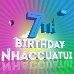 happy birthday nhaccuatui - v.a