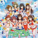 we're the friends! (single) - the idolm@ster cinderella girls