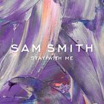 stay with me (single) - sam smith