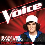 redemption song (the voice perfomance) (single) - samuel mouton