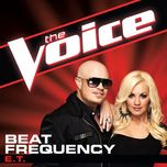 e.t. (the voice performance) (single) - beat frequency