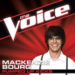 pumped up kicks (the voice performance) (single) - mackenzie bourg