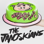 real girls eat cake (single) - the janoskians