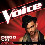 animal (the voice performance) (single) - diego val