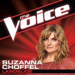 landslide (the voice performance) (single) - suzanna choffel