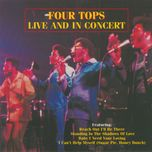 live and in concert  - four tops