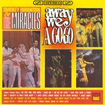away we go-go - smokey robinson, the miracles