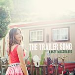 the trailer song (single) - kacey musgraves