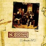 acoustic (ep) - 3 doors down