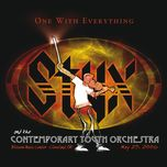 one with everything: styx & the contemporary youth orchestra - styx, contemporary youth orchestra