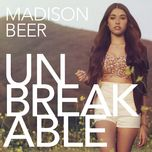 unbreakable (single) - madison beer