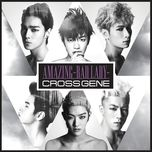 amazing-bad lady (single) - cross gene