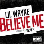believe me (explicit single) - lil wayne, drake