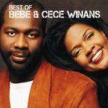best of bebe & cece winans - bebe, cece winans