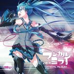 hatsune miku magical mirai 2014 (official album) - hatsune miku