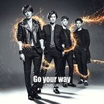 go your way (japanese single) - cnblue