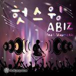 struck (single) - abiz, slapmatic