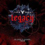legacy - de lider a leyenda tour (ep) - yandel