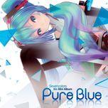 pure blue (mini album) - sevencolors, hatsune miku