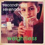 weightless (ep) - secondhand serenade