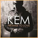 promise to love (deluxe) - kem