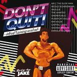 body by jake: don't quit - interval training workout (explicit) - v.a