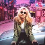 miles of love (single) - claudia cane