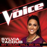 my heart will go on (the voice performance) (single) - sylvia yacoub