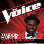 when a man loves a woman (the voice performance) (single) - trevin hunte