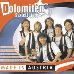 made in austria - dolomiten sextett lienz
