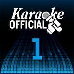karaoke official vol. 1 (ep) - v.a