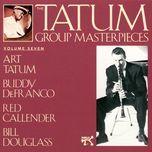 the tatum group masterpieces, vol. 7 - art tatum