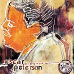 the song is you: best of the verve songbooks - oscar peterson