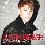 under the mistletoe (deluxe edition) - justin bieber