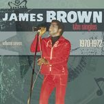 the singles volume 7: 1970-1972 - james brown