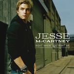 right where you want me - jesse mccartney