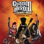 guitar hero iii: legends of rock - companion pack (original video game soundtrack) - v.a