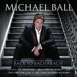 back to bacharach - michael ball