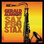 sax for stax - gerald albright