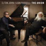 the union - leon russell, elton john