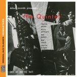 the quintet: jazz at massey hall (original jazz classics remasters) - dizzy gillespie, max roach, charles mingus, charlie parker, bud powell