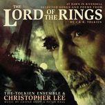 the lord of the rings - at dawn in rivendell - the tolkien ensemble, ly minh thuan (christopher lee)