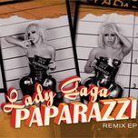 paparazzi (remix ep) - lady gaga