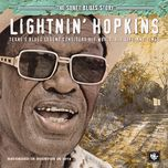 the sonet blues story - lightnin' hopkins