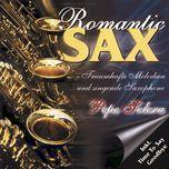 romantic sax - pepe solera