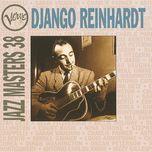 verve jazz masters: django reinhardt - django reinhardt