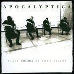 plays metallica by four cellos - apocalyptica