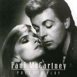 press to play (1993 digital remaster) - paul mccartney